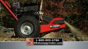 DR Stump Grinder TV Spot, 'Grinding Em Down' - Thumbnail 2