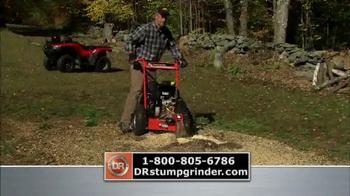 DR Stump Grinder TV Spot, 'Grinding Em Down' - Thumbnail 3