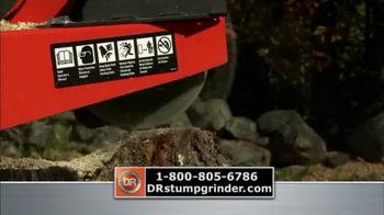 DR Stump Grinder TV Spot, 'Grinding Em Down' - Thumbnail 4