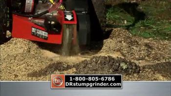 DR Stump Grinder TV Spot, 'Grinding Em Down' - Thumbnail 5