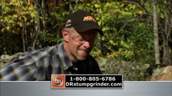 DR Stump Grinder TV Spot, 'Grinding Em Down' - Thumbnail 6