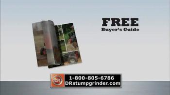 DR Stump Grinder TV Spot, 'Grinding Em Down' - Thumbnail 7