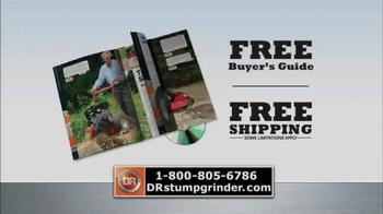 DR Stump Grinder TV Spot, 'Grinding Em Down' - Thumbnail 9