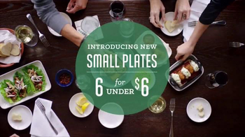 Carrabba's Grill Small Plates TV Spot, 'Six Different Tastes' - Thumbnail 4