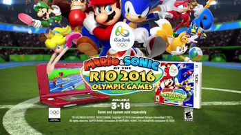 Mario & Sonic at the Rio 2016 Olympic Games TV Spot, 'Going for the Gold' - Thumbnail 10