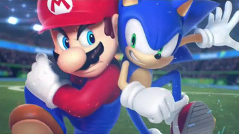 Mario & Sonic at the Rio 2016 Olympic Games TV Spot, 'Going for the Gold' - Thumbnail 2