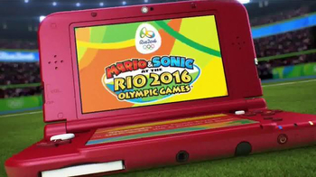 Mario & Sonic at the Rio 2016 Olympic Games TV Spot, 'Going for the Gold' - 757 commercial airings