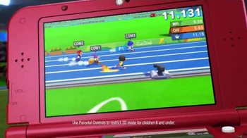 Mario & Sonic at the Rio 2016 Olympic Games TV Spot, 'Going for the Gold' - Thumbnail 4