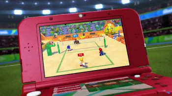 Mario & Sonic at the Rio 2016 Olympic Games TV Spot, 'Going for the Gold' - Thumbnail 7