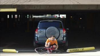 TireRack.com TV Spot, 'Bike Rack Mistake: New Offer' - Thumbnail 3