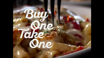 Olive Garden Buy One Take One TV Spot, 'Our Place, Your Place' - Thumbnail 1