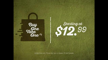 Olive Garden Buy One Take One TV Spot, 'Our Place, Your Place' - Thumbnail 6