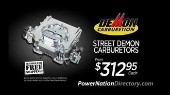 PowerNation Directory TV Spot, 'Carburetors, Coils, and Radiators' - Thumbnail 3