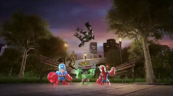 Marvel Super Hero Mashers Micro TV Spot, 'Mix and Mash' - Thumbnail 3