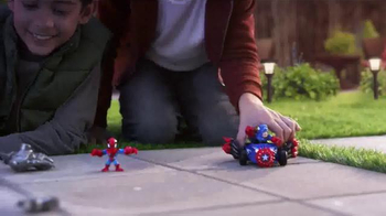 Marvel Super Hero Mashers Micro TV Spot, 'Mix and Mash' - Thumbnail 6