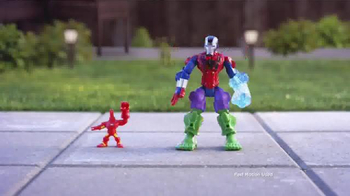 Marvel Super Hero Mashers Micro TV Spot, 'Mix and Mash' - Thumbnail 8