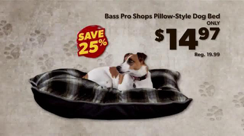 Bass Pro Shops Dog Days Family Event TV Spot, 'Life Jacket and Reels' - Thumbnail 6
