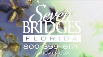 GL Homes Seven Bridges Florida TV Spot, 'Florida Warmth' - Thumbnail 8