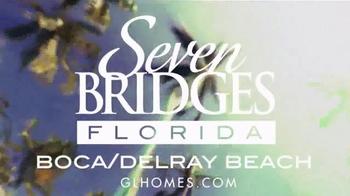 GL Homes Seven Bridges Florida TV Spot, 'Florida Warmth' - Thumbnail 6