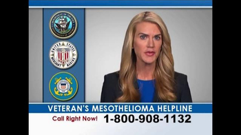 Weitz and Luxenberg TV Spot, 'Veteran's Mesothelioma Helpline' - Thumbnail 1