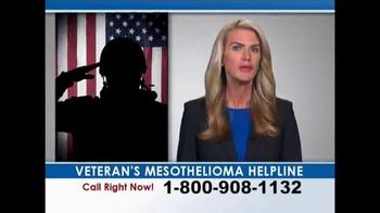 Weitz and Luxenberg TV Spot, 'Veteran's Mesothelioma Helpline' - Thumbnail 5