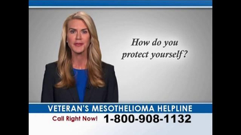 Weitz and Luxenberg TV Spot, 'Veteran's Mesothelioma Helpline' - Thumbnail 8