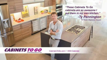 Cabinets To Go TV Spot, 'March Madness Is Back' - Thumbnail 3