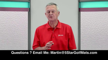 5 Star Golf TV Spot, 'Email Martin'