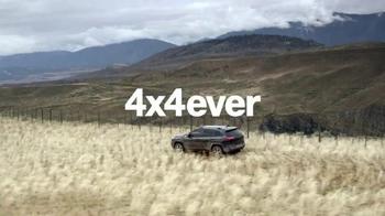2016 Jeep Cherokee Trailhawk TV Spot, 'No Boundaries' - Thumbnail 8