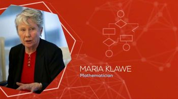 CBS TV Spot, 'Women's History Month: Maria Klawe' Featuring Tea Leoni - 2 commercial airings