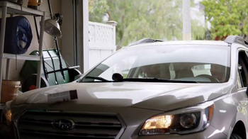 Subaru TV Spot, 'Messy Moments' - Thumbnail 6