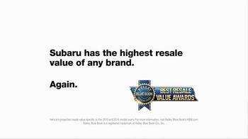 Subaru TV Spot, 'Messy Moments' - Thumbnail 7