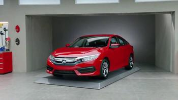 Honda Dream Garage Sales Event TV Spot, 'Many Uses' - Thumbnail 4
