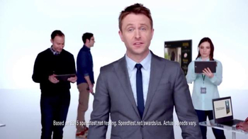 XFINITY X1 TV Spot, 'X1 Challenge: Competition' Featuring Chris Hardwick - Thumbnail 5