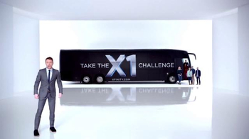 XFINITY X1 TV Spot, 'X1 Challenge: Competition' Featuring Chris Hardwick - Thumbnail 6