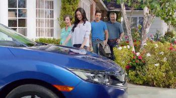 Honda Gran Venta el Garaje de Tus Sueños TV Spot, '2016 Civic LX' [Spanish] - Thumbnail 3
