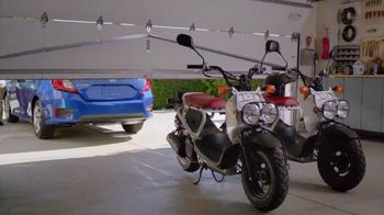 Honda Gran Venta el Garaje de Tus Sueños TV Spot, '2016 Civic LX' [Spanish] - Thumbnail 5