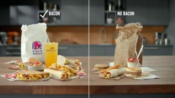 Taco Bell $1 Morning Value Menu TV Spot, 'People Want: Dollar' - Thumbnail 2