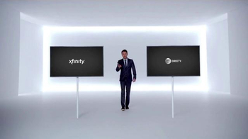 XFINITY X1 TV Spot, 'DirecTV Doesn't Take Directions' Feat. Chris Hardwick - Thumbnail 1