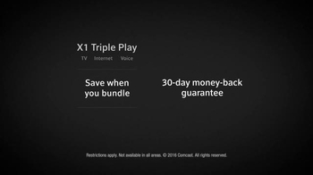 XFINITY X1 TV Spot, 'DirecTV Doesn't Take Directions' Feat. Chris Hardwick - Thumbnail 10