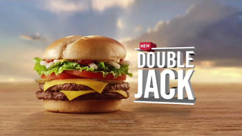 Jack in the Box Double Jack TV Spot, 'Battle of the Burgers: Day 21' - Thumbnail 10