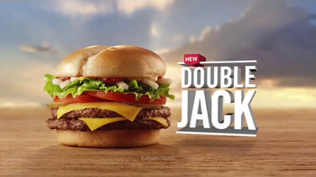 Jack in the Box Double Jack TV Spot, 'Battle of the Burgers: Day 21' - Thumbnail 9