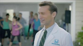 Honda Dream Garage Sales Event TV Spot, 'Workout' - Thumbnail 2