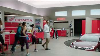 Honda Dream Garage Sales Event TV Spot, 'Workout' - Thumbnail 3