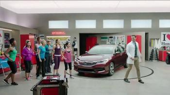 Honda Dream Garage Sales Event TV Spot, 'Workout' - Thumbnail 4