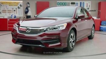 Honda Dream Garage Sales Event TV Spot, 'Workout' - Thumbnail 5