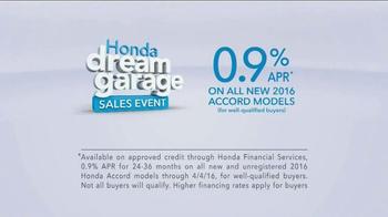 Honda Dream Garage Sales Event TV Spot, 'Workout' - Thumbnail 9
