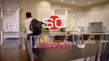 California Almonds TV Spot, 'ESPN' Featuring Steve Levy - Thumbnail 6