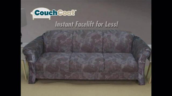 Couch Coat TV Spot, 'Reversible Couch Protector' - Thumbnail 5