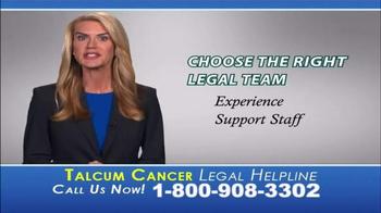 Brown & Crouppen, P.C. TV Spot, 'Talcum Cancer' - Thumbnail 9